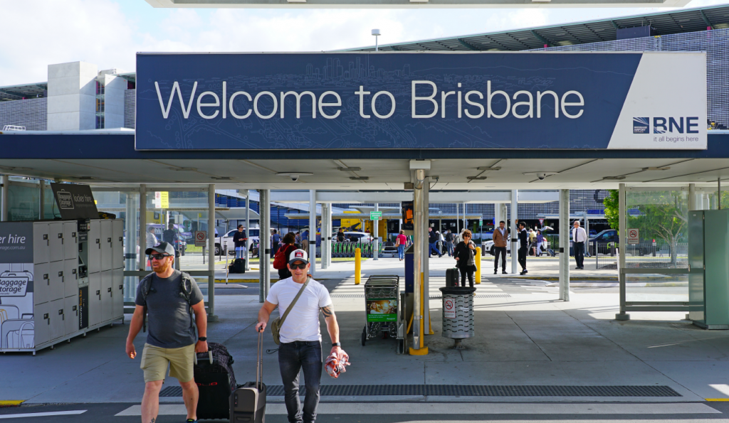 Brisbane Airport Transfer Taxi Brisbane
